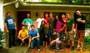 Umoja Orchestra, a Gainesville, Fla. band. Band handout.