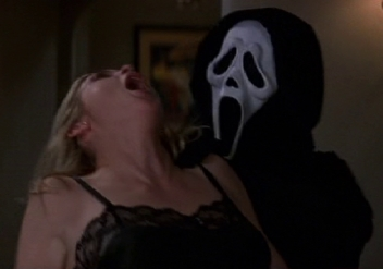"Película ""Scream III"""