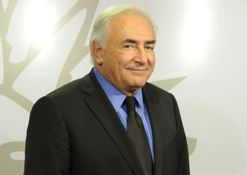 Dominique Strauss-Kahn, DSK, charged with aggravated pimping.